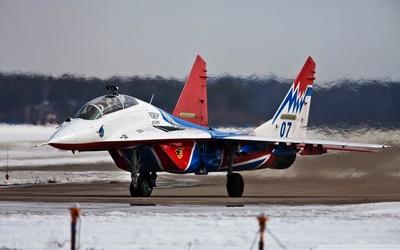 Mikoyan MiG-29 [7] wallpaper