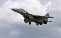 Mikoyan MiG-29 [5] wallpaper 2560x1600 jpg