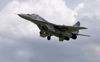Mikoyan MiG-29 [5] wallpaper