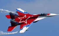 Mikoyan MiG-29M OVT wallpaper 1920x1080 jpg