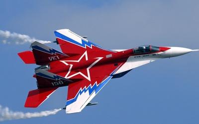 Mikoyan MiG-29M OVT wallpaper