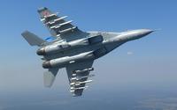 Mikoyan MiG-35 [4] wallpaper 2880x1800 jpg