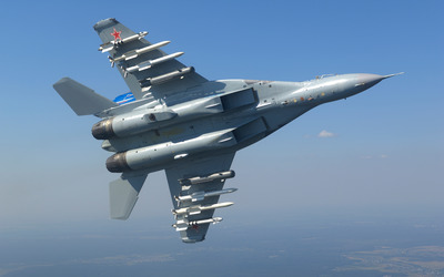 Mikoyan MiG-35 [4] wallpaper