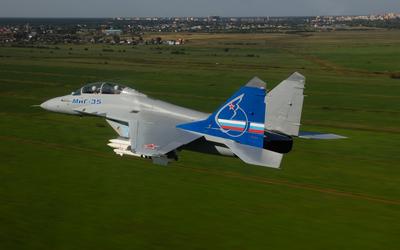 Mikoyan MiG-35 [3] wallpaper