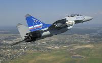 Mikoyan MiG-35 ascending wallpaper 1920x1200 jpg