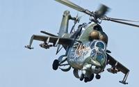 Mil Mi-24 [6] wallpaper 1920x1080 jpg