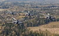 Mil Mi-24 [8] wallpaper 1920x1200 jpg