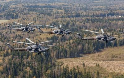 Mil Mi-24 [8] wallpaper