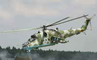 Mil Mi-24 [4] wallpaper 2560x1600 jpg