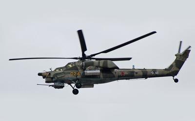 Mil Mi-28 wallpaper