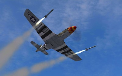 North American P-51 Mustang wallpaper