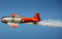 North American T-6 Texan wallpaper 1920x1080 jpg