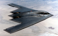 Northrop Grumman B-2 Spirit [2] wallpaper 2560x1600 jpg