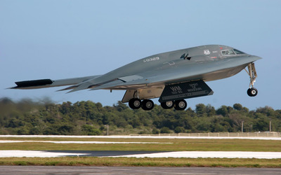 Northrop Grumman B-2 Spirit [4] wallpaper