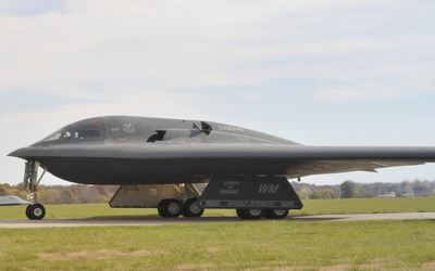 Northrop Grumman B-2 Spirit [5] wallpaper