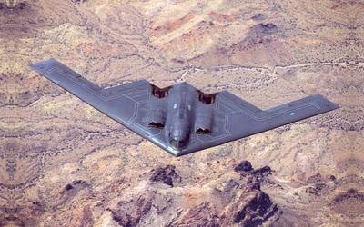 Northrop Grumman B-2 Spirit [3] wallpaper