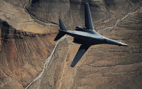 Rockwell B-1 Lancer [2] wallpaper 1920x1200 jpg