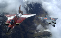 Saab 35 Draken wallpaper 2560x1600 jpg