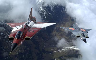 Saab 35 Draken wallpaper