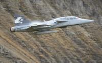 Saab JAS 39 Gripen [4] wallpaper 1920x1200 jpg