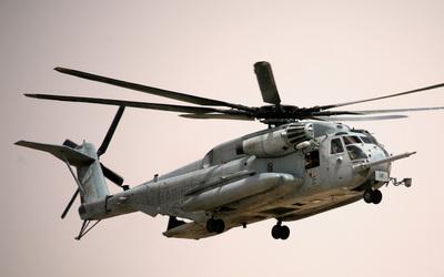 Sikorsky CH-53E Super Stallion [4] wallpaper