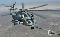 Sikorsky CH-53E Super Stallion [2] wallpaper 2560x1600 jpg