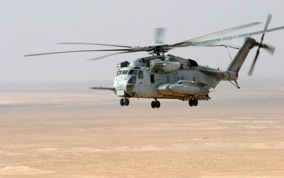 Sikorsky CH-53E Super Stallion [3] wallpaper