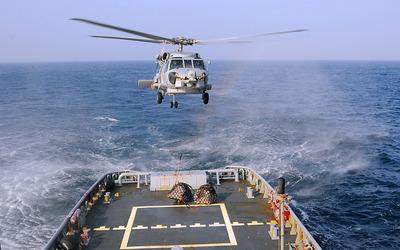 Sikorsky SH-60 Seahawk wallpaper