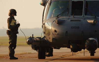 Sikorsky UH-60 Black Hawk [5] wallpaper