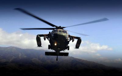 Sikorsky UH-60 Black Hawk [2] wallpaper