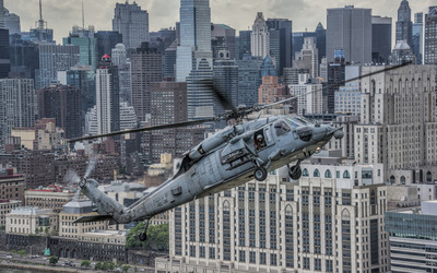 Sikorsky UH-60 Black Hawk [6] wallpaper