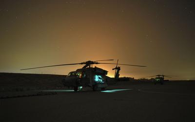 Sikorsky UH-60 Black Hawk wallpaper