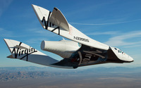 SpaceShipTwo wallpaper 2880x1800 jpg