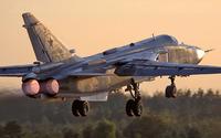 Sukhoi Su-24M wallpaper 1920x1200 jpg