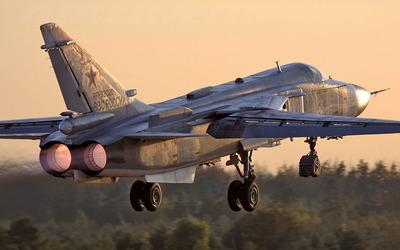 Sukhoi Su-24M wallpaper