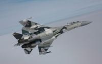 Sukhoi Su-27 [4] wallpaper 2560x1600 jpg