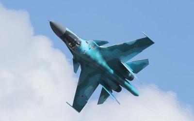 Sukhoi Su-34 [2] wallpaper