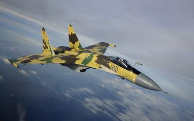 Sukhoi Su-35 [6] wallpaper