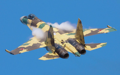 Sukhoi Su-35 [5] wallpaper