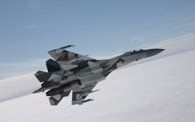 Sukhoi Su-35 [3] wallpaper