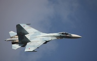Sukhoi Su-35 [7] wallpaper 2560x1600 jpg