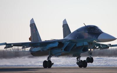 Sukhoi Su-35 [10] wallpaper