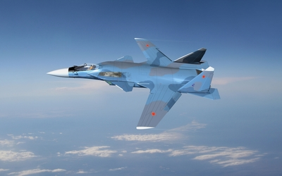 Sukhoi Su-47 wallpaper