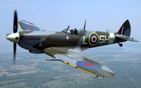 Supermarine Spitfire [11] wallpaper 1920x1080 jpg