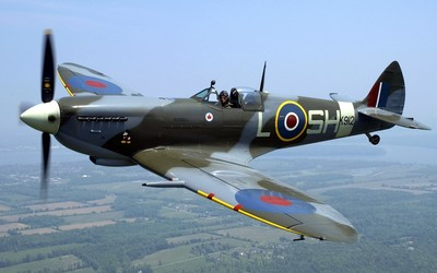 Supermarine Spitfire [11] wallpaper