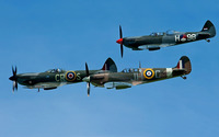 Supermarine Spitfire [16] wallpaper 1920x1200 jpg