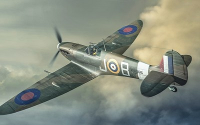 Supermarine Spitfire [12] wallpaper