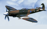 Supermarine Spitfire [17] wallpaper 1920x1200 jpg