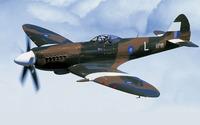 Supermarine Spitfire [17] wallpaper 1920x1200 jpg