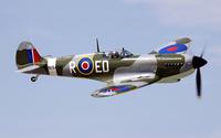 Supermarine Spitfire [9] wallpaper 1920x1200 jpg